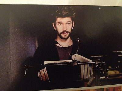 PADDINGTON on set BEN WHISHAW UK 1 DAY ISSUE 2014 CANDICE HUFFINE pirelli