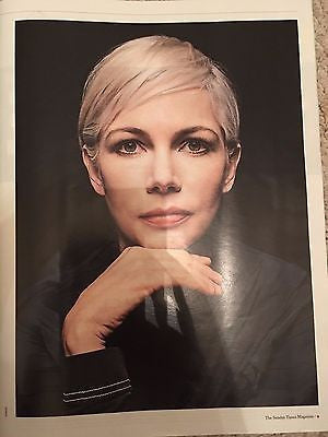 Sunday Times Magazine February 2017 Michelle Williams Heath Ledger Trevor Horn