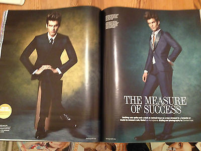 Jon Kortajarena UK PHOTO SHOOT GLOSSY FASHION NOVEMBER 2014 MAGAZINE