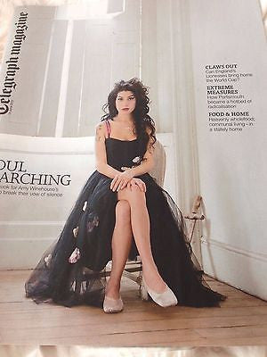 (UK) TELEGRAPH MAGAZINE JUNE 2015 AMY WINEHOUSE MICHAEL DES BARRES MISS PAMELA