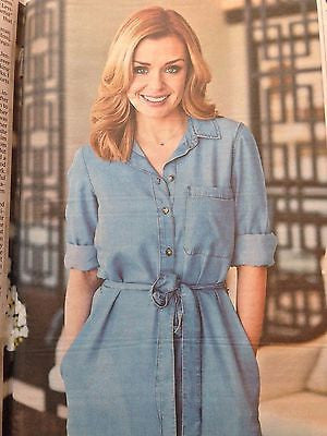 KATHERINE JENKINS - Times Weekend UK supplement 14 May 2016