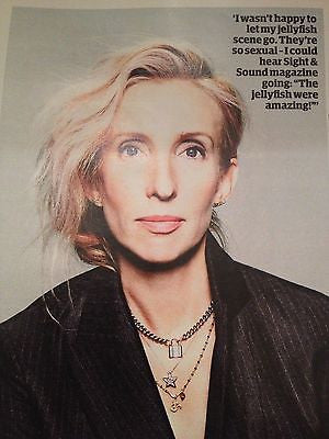 Fifty Shades of Grey SAM TAYLOR-JOHNSON PHOTO INTERVIEW MAGAZINE FEB 2015 AARON