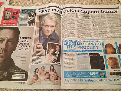 Doc Martin MARTIN CLUNES PHOTO INTERVIEW NOV 2014 ROBERT BATHURST