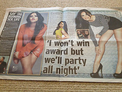 Georgia May Foote Photo Promo Interview Clippings Coronation Street