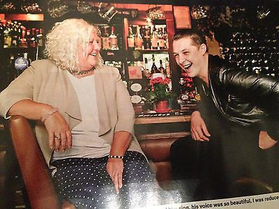 ETHAN HAWKE interview UMA THURMAN UK PHOTO INTERVIEW NOVEMBER 2015 JOHN NEWMAN