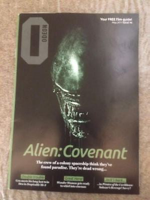 ALIEN COVENANT - Michael Fassbender Odeon UK magazine May 2017 - Gal Gadot