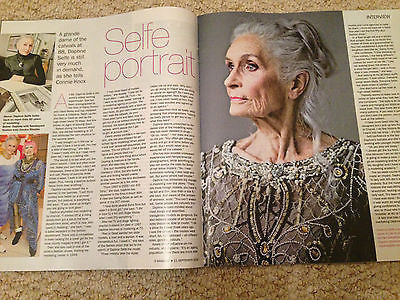 S EXPRESS 09/2016 MICHAEL BUBLE DAPHNE SELFE KAREN DAVID MARC BOLAN BOB HARRIS