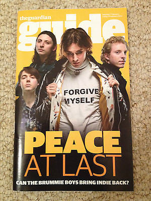 GUIDE MAGAZINE FEBRUARY 2015 PEACE NICK HELM JAMIE DORNAN AMY SCHUMER