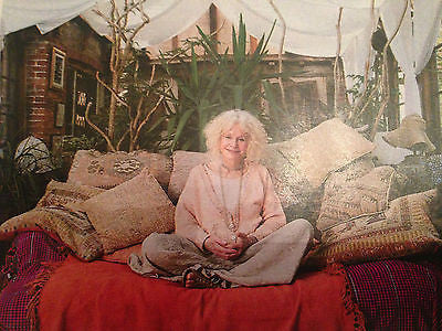 SARAH MILES PHOTO INTERVIEW JUNE 2015 BOB MARLEY Rohan & Cedella Times Magazine