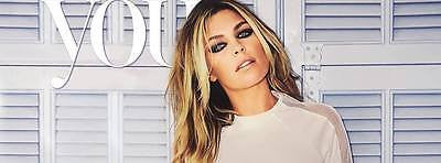 You Magazine - 3 August 2014 Abbey Clancy Kirsty Bertarelli Alex Jones Lisa Dwan