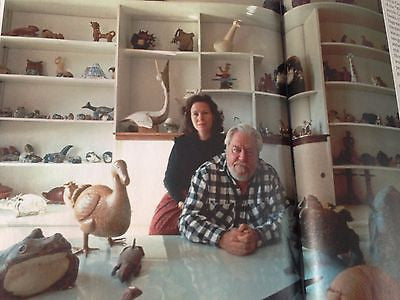 (UK) INDEPENDENT MAGAZINE DECEMBER 2015 GERALD DURRELL PHOTO INTERVIEW