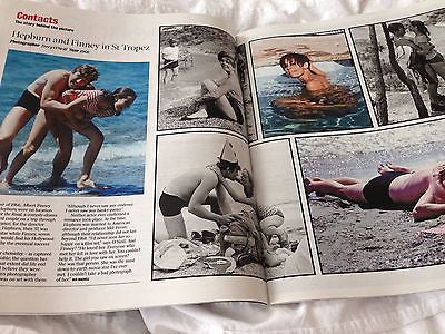 TIMES MAGAZINE JUNE 2015 AUDREY HEPBURN PHOTOS APRIL ASHLEY CAITLYN JENNER