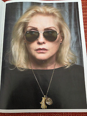 BRAND NEW STELLA MAGAZINE MARCH 2015 - DEBORAH HARRY BLONDIE PHOTO INTERVIEW