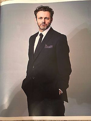 MICHAEL SHEEN PHOTO INTERVIEW UK TIMES MAGAZINE DECEMBER 2016 - Carlo Rovelli