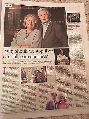 Last Tango ANNE REID DEREK JACOBI PHOTO INTERVIEW UK ISSUE 2016 JEREMY RENNER