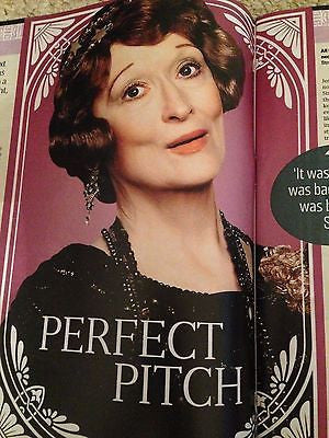 Florence Foster MERYL STREEP PHOTO INTERVIEW UK CULTURE MAGAZINE APRIL 2016