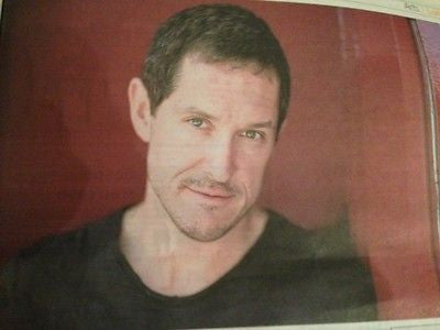 BERTIE CARVEL on Ben Whishaw PHOTO INTERVIEW LONDON ES JULY 2015