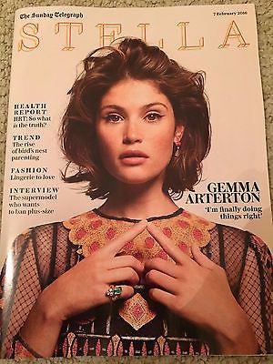 James Bond GEMMA ARTERTON PHOTO INTERVIEW  02/2016 NORMAN PARKINSON Robyn Lawley
