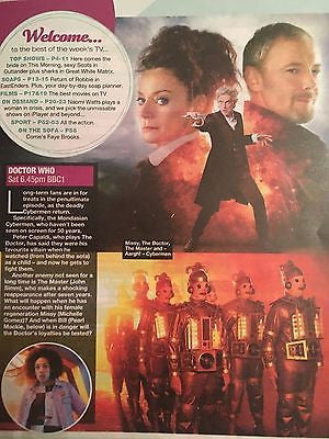 LOVE TV MAGAZINE JUNE 2017 SAM HEUGHAN OUTLANDER CAITRIONA BALFE TOBIAS MENZIES