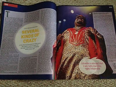 CULTURE MAGAZINE AUGUST 2015 CEELO GREEN MARK GATISS JAMES NORTON  DEBRA GILLETT