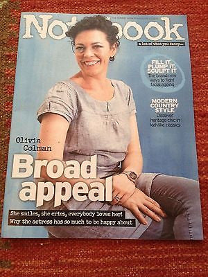 Broadchurch OLIVIA COLMAN PHOTO INTERVIEW MAGAZINE FEB 2015 STEPHEN TOMPKINSON