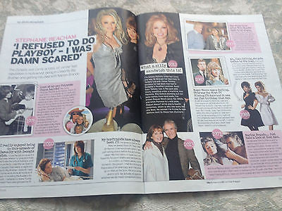 HERMIONE NORRIS PHOTO COVER interview AUGUST 2014 STEPHANIE BEACHAM DEAN FAGAN