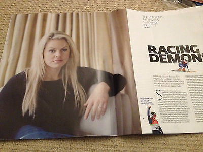 FT Weekend Magazine February 8 2014 WILKO JOHNSON Chemmy Alcott Amy Chua