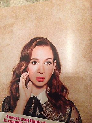 Florence Welch MAYA RUDOLPH PHOTO INTERVIEW UK GUARDIAN MAGAZINE December 2015