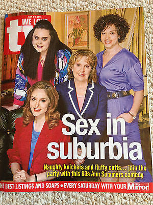 WLT Magazine 07/2016 Penelope Wilton Angela Griffin Sophie Rundle Sharon Rooney