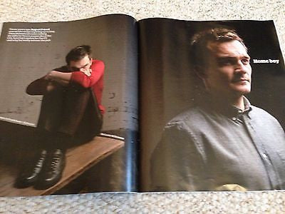 (UK) GUARDIAN WEEKEND MAGAZINE AUGUST 2015 RUPERT FRIEND PHOTO INTERVIEW HITMAN