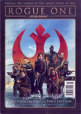 STAR WARS - ROGUE ONE - THE OFFICIAL COLLECTORS EDITION UK MAGAZINE NEW