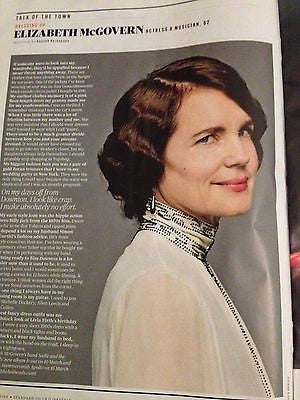 AVICII interview ELIZABETH MCGOVERN UK 1 DAY 2014 DEBORAH HARRY ALEX CRAWFORD