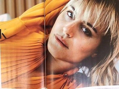 TAYLOR SCHILLING Photo Interview UK London ES Magazine May 2017 Pamela Anderson