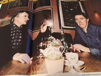 FT Weekend Magazine - March 2017 Damien Hirst Photo Interview Steve Coogan