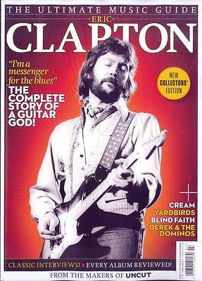 Eric Clapton Uncut Ultimate Music Guide Collectors Edition UK MAGAZINE NEW