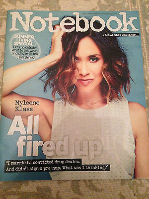 MYLEENE KLASS PHOTO INTERVIEW NOTEBOOK MAGAZINE JULY 2015