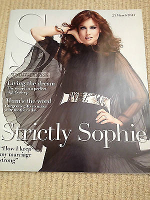 NEW S Magazine SOPHIE ELLIS BEXTOR MARTINE MCCUTCHEON SAM CLAFLIN MICK JONES
