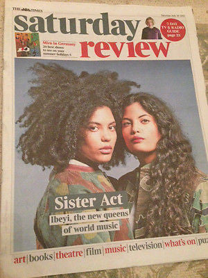 IBEYI PHOTO INTERVIEW TIMES REVIEW JULY 2015