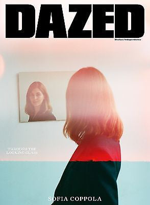 SOFIA COPPOLA Cover - DAZED & CONFUSED Magazine Summer 2017 NEW