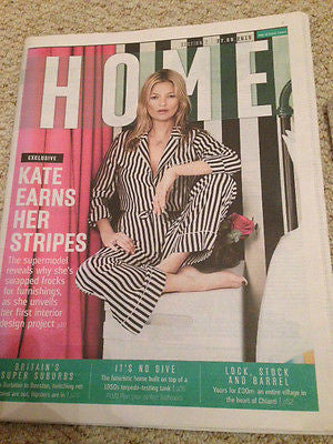 KATE MOSS PHOTO COVER INTERVIEW SEPTEMBER 2015 NEW