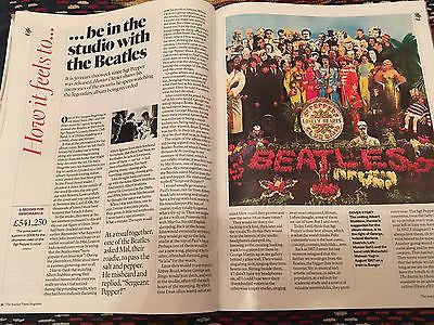 UK Sunday Times Magazine 27th May 2017 Caitlyn Jenner The Beatles Plum Sykes
