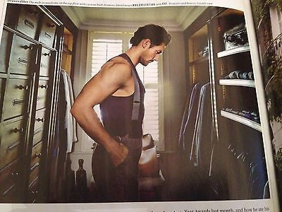 DAVID GANDY PHOTO INTERVIEW UK FASHION MAGAZINE OCTOBER 2014