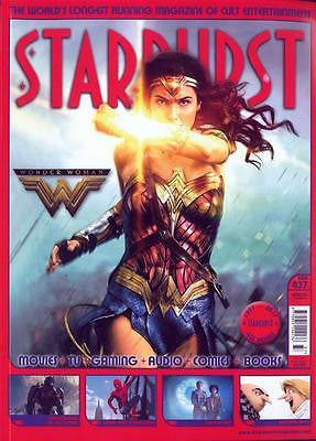 Starburst Magazine June 2017 Wonder Woman Gal Gadot Cover
