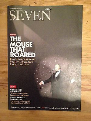 PAUL POTTS interview RALPH STEADMAN UK 1 DAY ISSUE 2013 TIM VINE MATT BERRY