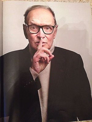 JOSEPH FIENNES Ennio Morricone Jerry Garcia Observer UK magazine 15 May 2016