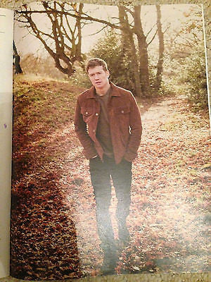 OBSERVER Magazine January 2016 ED SPEELERS Beowulf PHOTO INTERVIEW BRAND NEW