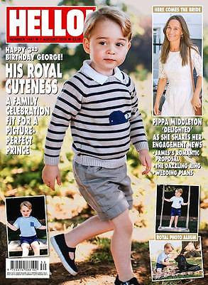 Hello! magazine - August 2016 Prince George - Royal Photo Album Cover Special