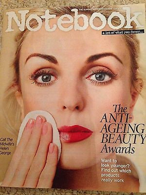 Call the Midwife HELEN GEORGE PHOTO COVER INTERVIEW MAGAZINE 2016 KIT HARINGTON