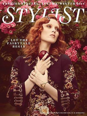STYLIST Magazine AUTUMN/WINTER 2014 KAREN ELSON PHOTO SHOOT RITA ORA LIYA KEBEDE