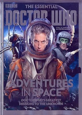 UK BBC The Essential Doctor Who Bookazine Magazine Issue 14 - Peter Capaldi